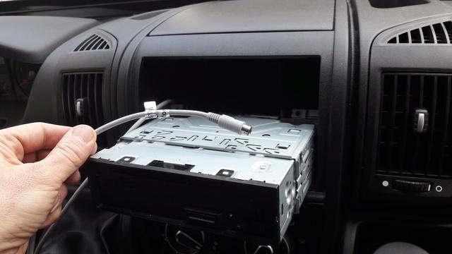 Besoin Explications pour installation camera de recul 3ème stop Fiat Duacto 2015 20180312
