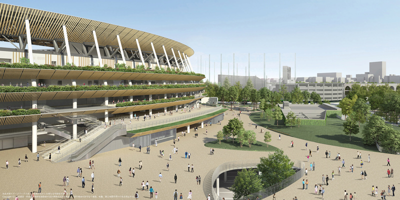 Así será la tecnología que Japón usará en los Olímpicos de Tokio 2020 New-re10