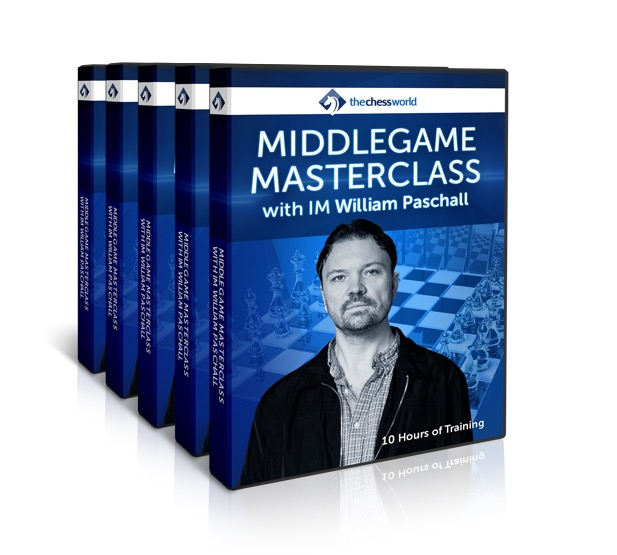 MIDDLEGAME Masterclass with IM William Paschall Middle10
