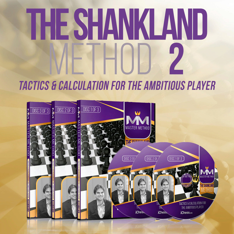 Tactics & Calculation for the Ambitious Player (Shankland) Shankl10
