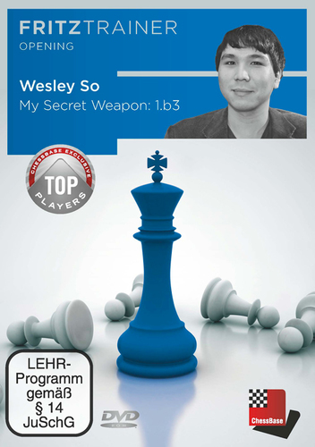 My Secret Weapon 1.b3 by Wesley So (CBFT as MP4 Videos) So-wea10