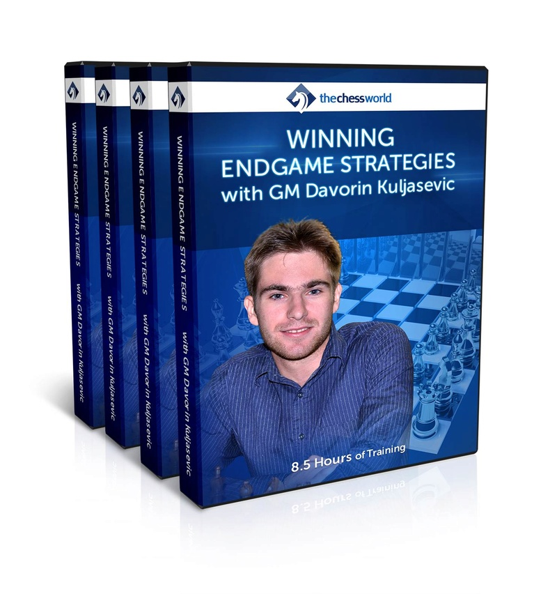 Winning Endgame Strategies with GM Davorin Kuljasevic Winnin10