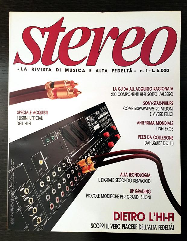 [AV] Collezione rivista STEREO Stereo10