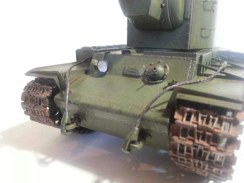 КВ-2 ГОТОВО - Страница 2 1410