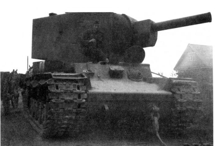 КВ-2 ГОТОВО 23211