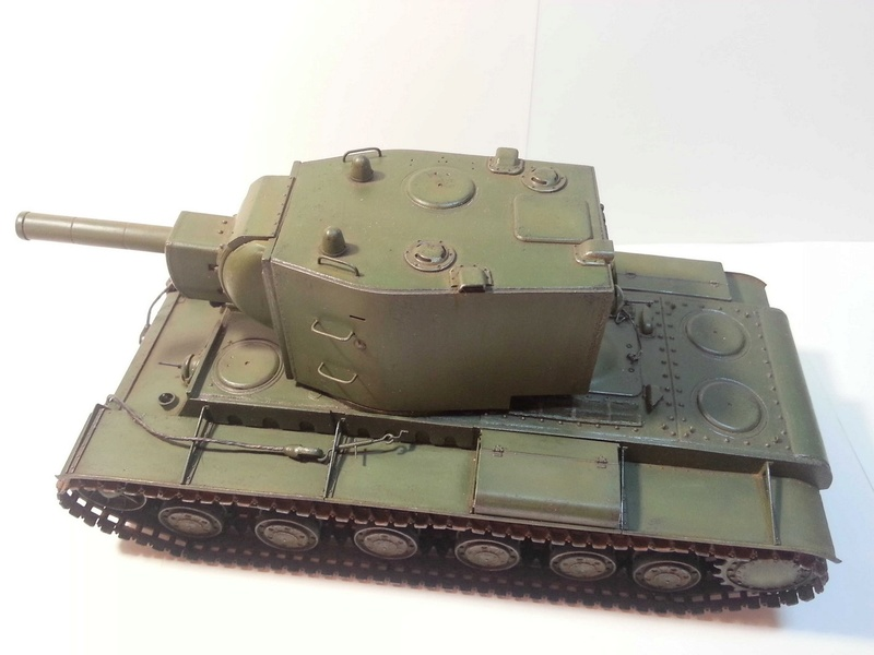 КВ-2 ГОТОВО - Страница 2 510