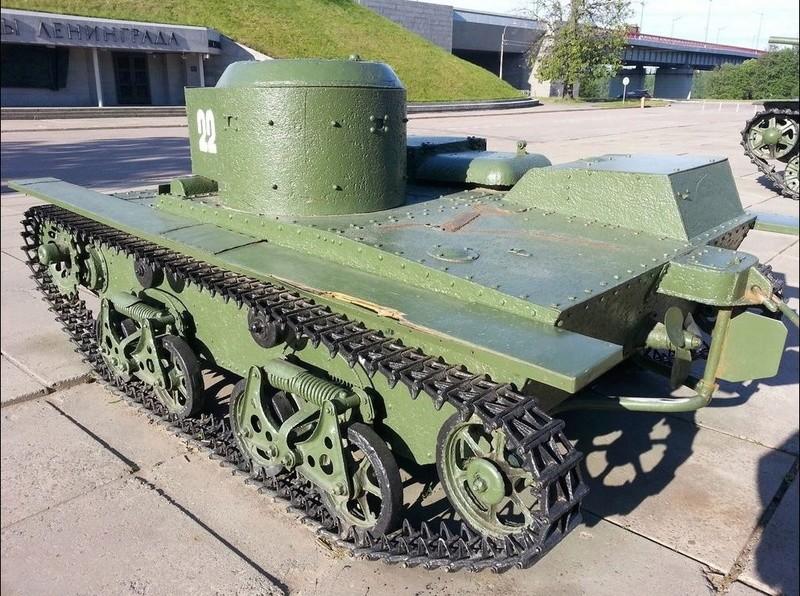 Плавающий танк Т-38 ГОТОВО - Страница 3 Yzaa10