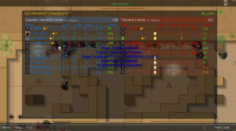 Screenshots in-game! B10
