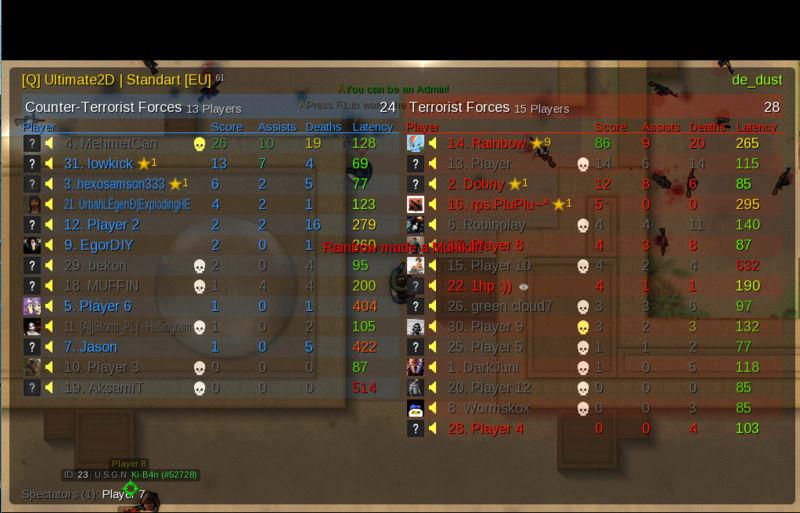 Screenshots in-game. Screen10