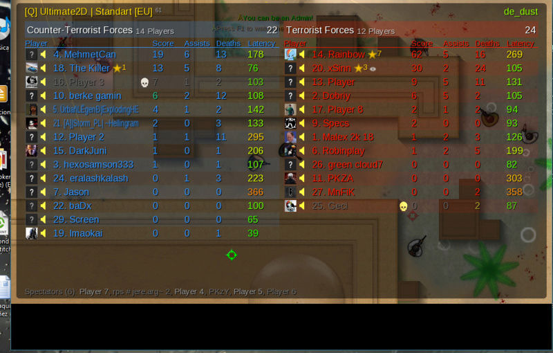 Screenshots in-game. Sin_ty12