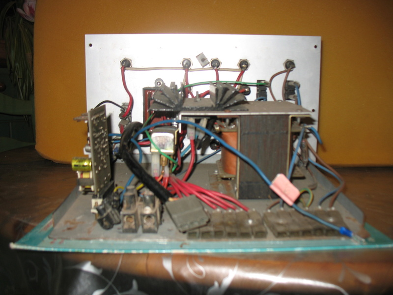 tableau de commandes électriques de la marque SCHEIBER Img_5813