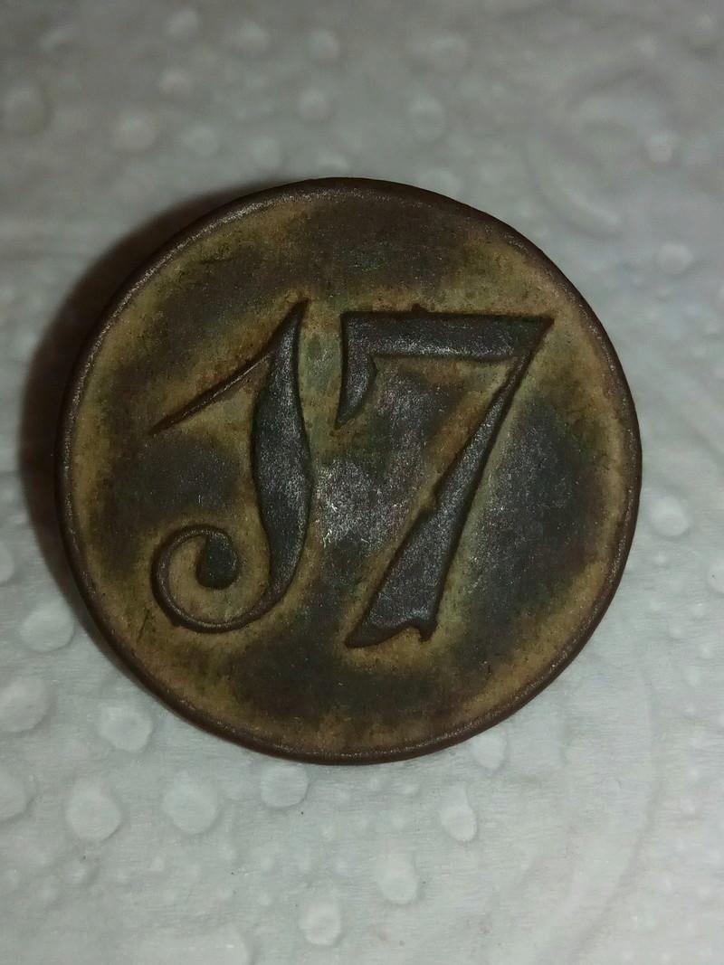 Botón del 17º Rgto. de Infantería de Línea 1827 - 1840 Img_2013