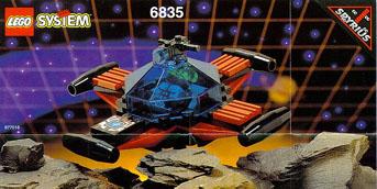 Lego M: Tron (1990-1991) 6835-110