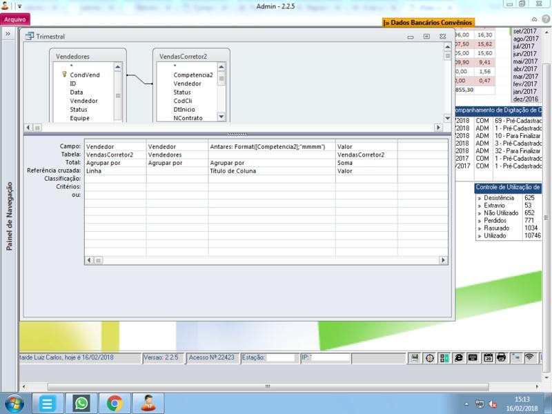 Criar um banco de dados no access com separação de mês e mês e acumulado Formul11
