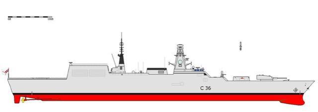 Marine Impériale Navire11