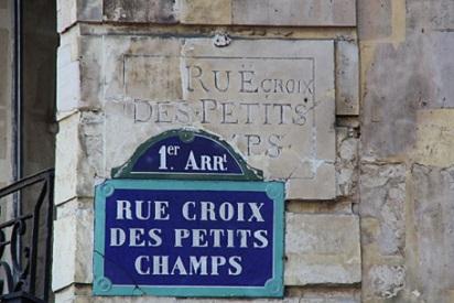 Locaux du Renouveau Royaliste