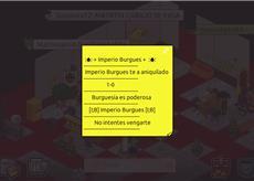 Petada al Imperio Sao ---- Imp. Sao 0 - 1 Imp. Burgues  6f8b1e10