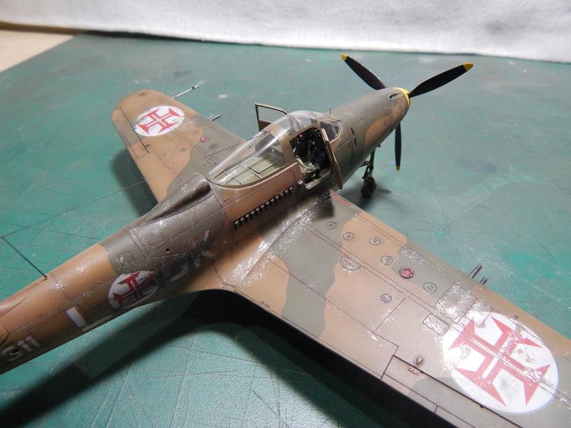 P-400 Airacobra - Hasegawa 1/48 Dscn1510