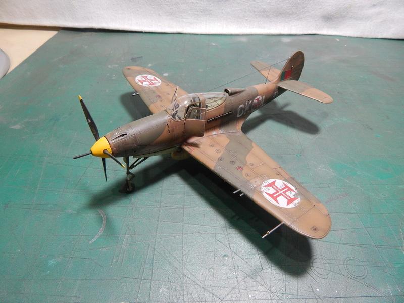 P-400 Airacobra - Hasegawa 1/48 Dscn1512