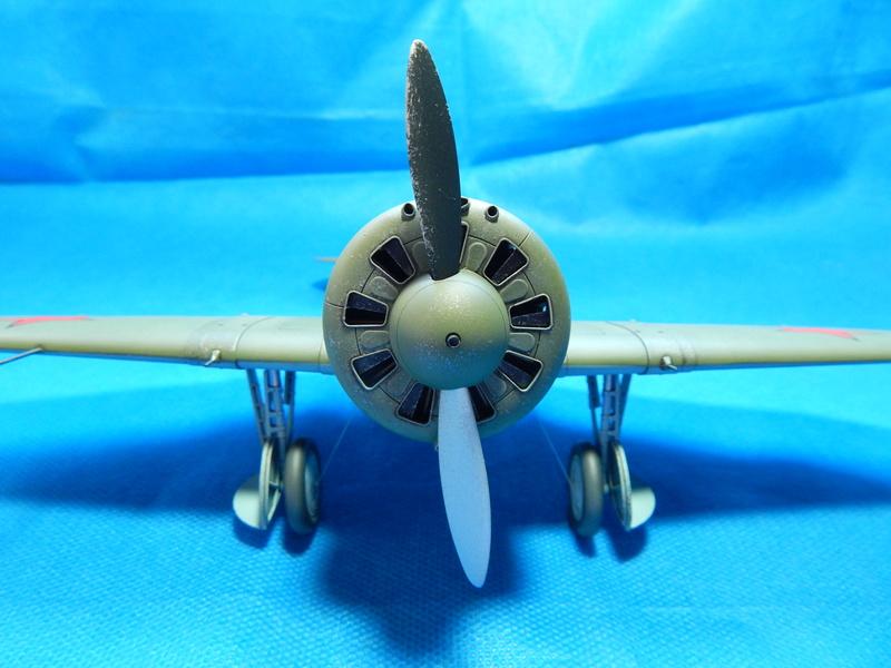 Polikarpov I-16 Type 24 - ICM 1/32 Sm_i1623