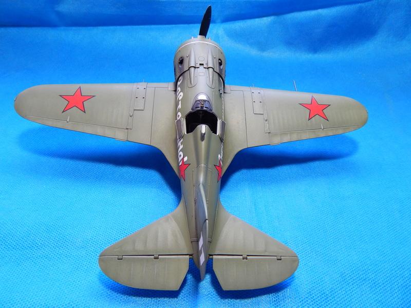 Polikarpov I-16 Type 24 - ICM 1/32 Sm_i1624