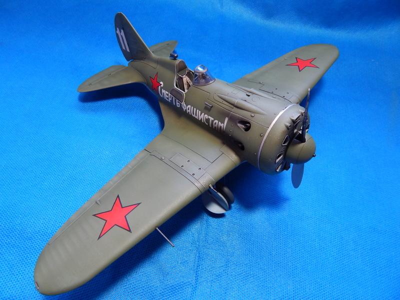 Polikarpov I-16 Type 24 - ICM 1/32 Sm_i1625
