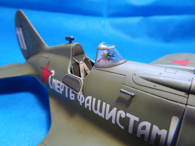 Polikarpov I-16 Type 24 - ICM 1/32 Sm_i1626
