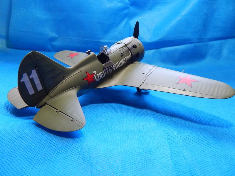 Polikarpov I-16 Type 24 - ICM 1/32 Sm_i1628