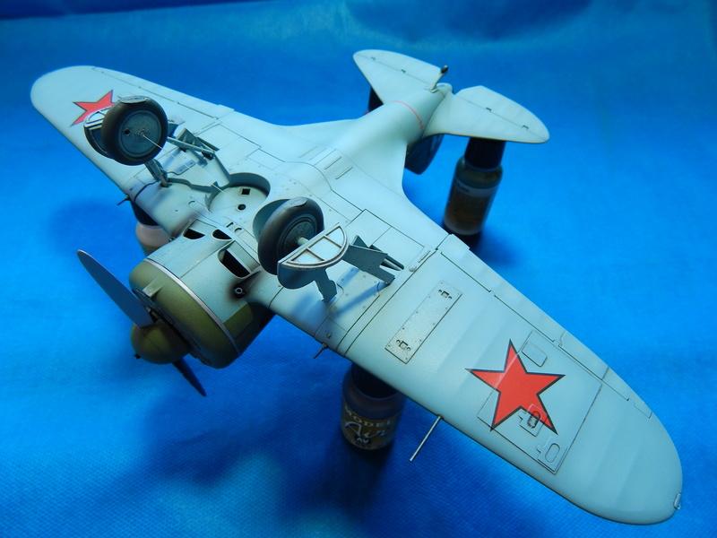 Polikarpov I-16 Type 24 - ICM 1/32 Sm_i1630