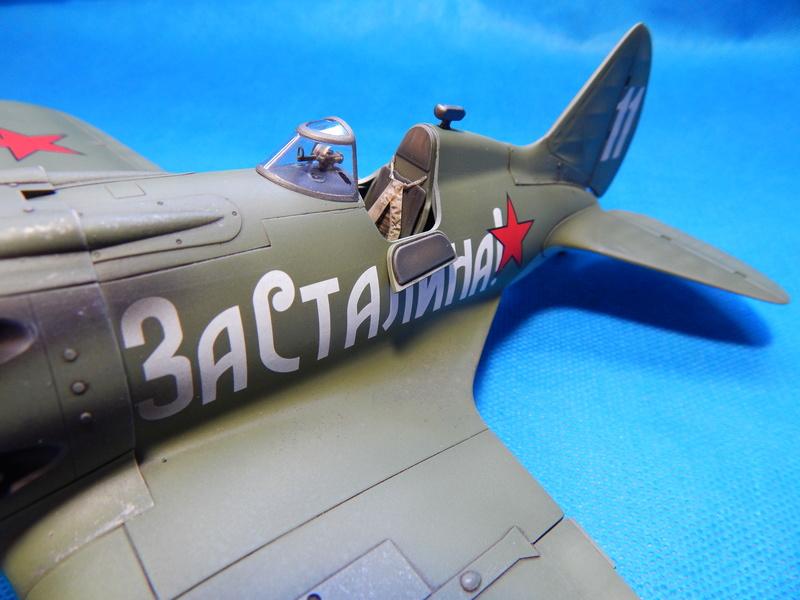 Polikarpov I-16 Type 24 - ICM 1/32 Sm_i1631