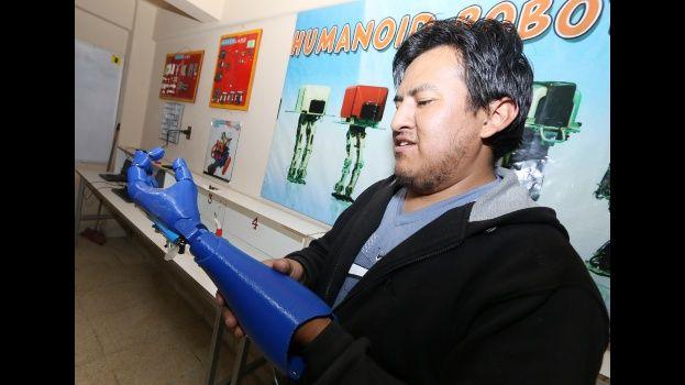 Órganos impresos en 3D, el futuro de los trasplantes Bolivi11