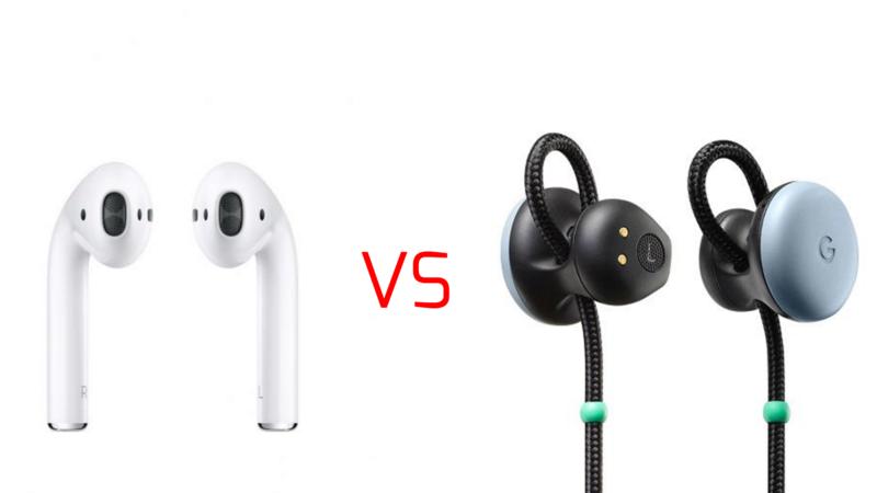 auriculares de google Pods10