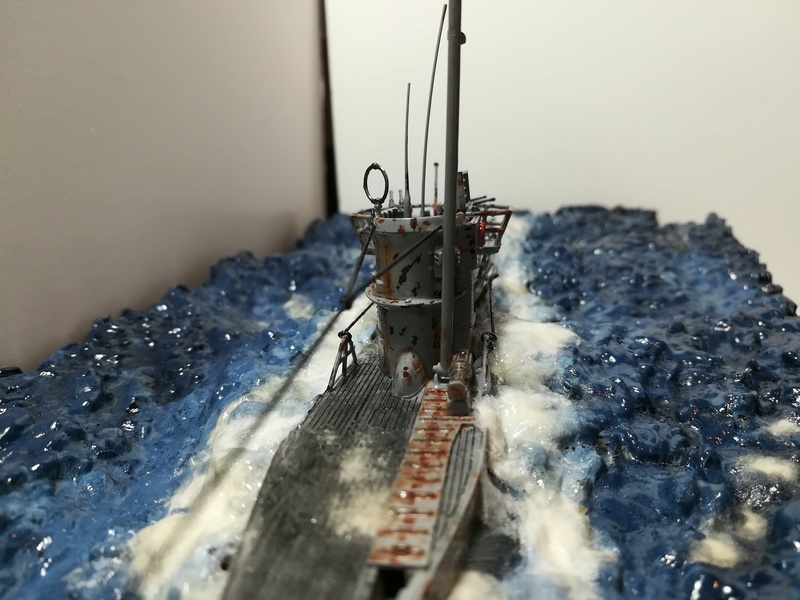 U boat type VII allemand diorama - 1/144 - Page 2 Img_2055
