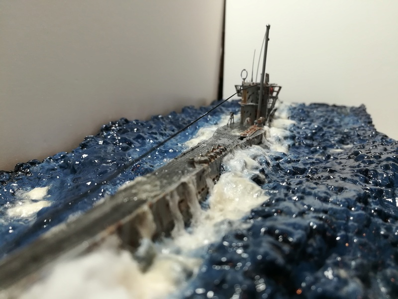 U boat type VII allemand diorama - 1/144 - Page 2 Img_2056