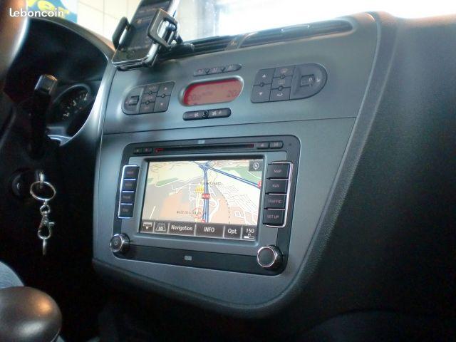 Vends Seat Leon TDI 140 DSG Cuir TO 80b93510