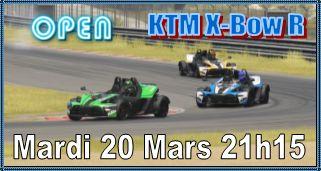 Inscription à l'OPEN Virtual Race Tour Jftupg11