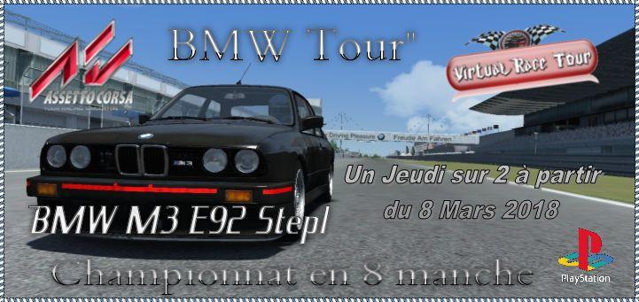 """Presentation du Championnat BMW Cup"""" Qm08y310"""