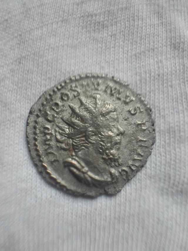 Antoniniano de Póstumo. P M TR P IIII COS III P P. Trier Img_2013