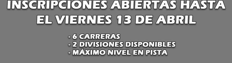 LIGA NACIONAL ESPAÑOLA DE ESCUDERIAS PROJECT CARS 2 Screen37