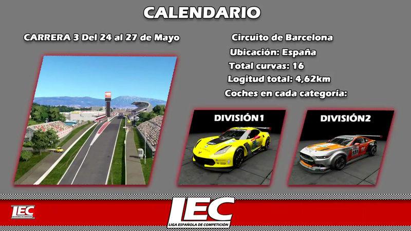 LIGA NACIONAL ESPAÑOLA DE ESCUDERIAS PROJECT CARS 2 Screen40
