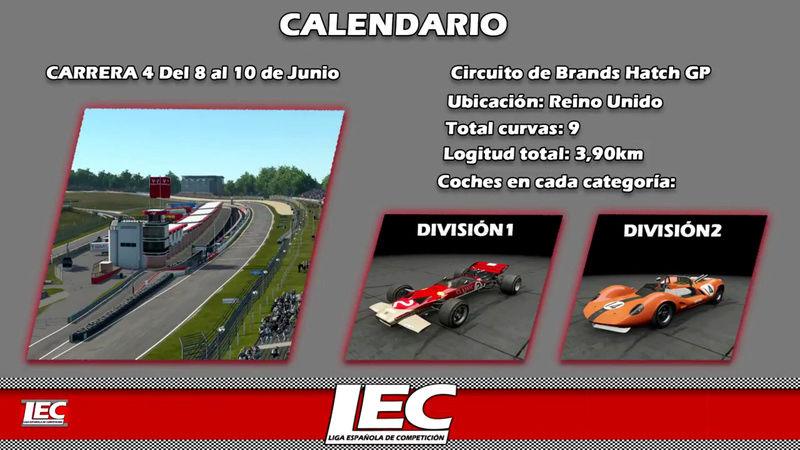 LIGA NACIONAL ESPAÑOLA DE ESCUDERIAS PROJECT CARS 2 Screen41