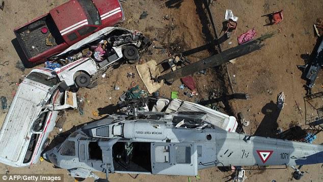 Accidentes - Accidentes e incidentes de elementos del Ejército Mexicano  Noticias,comentarios,fotos,videos. - Página 4 Bh110