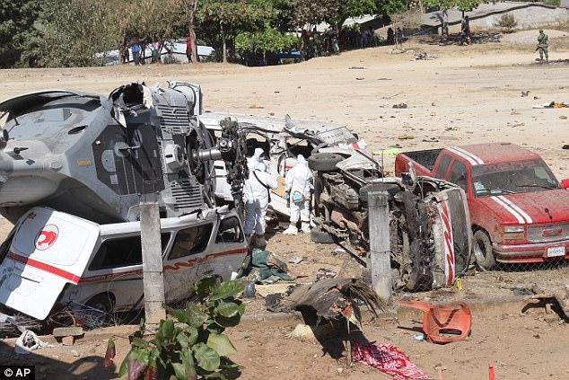 militar - Accidentes e incidentes de elementos del Ejército Mexicano  Noticias,comentarios,fotos,videos. - Página 4 Bh210