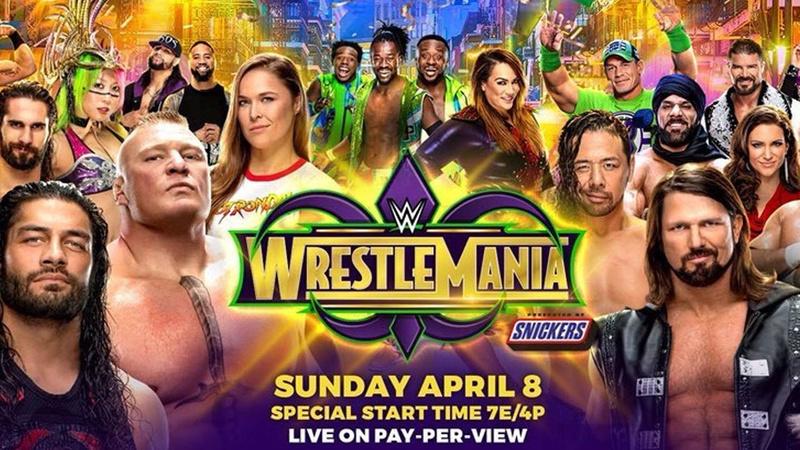 WrestleMania Predictions 33654510
