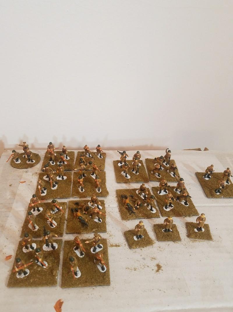 Plastic Soldier Company 1/72 Soviet Late War 20180210