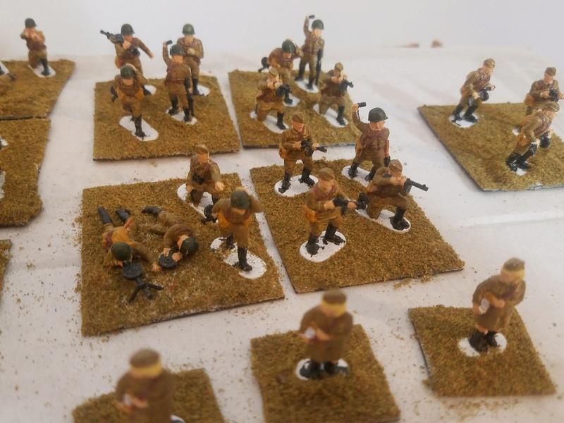 Plastic Soldier Company 1/72 Soviet Late War 20180213