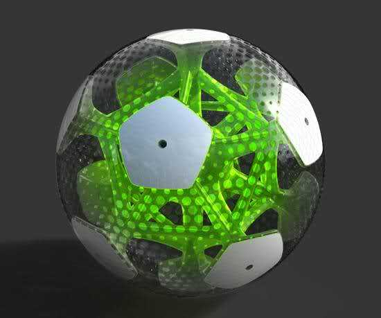 CTRUS: El balón de fútbol del futuro 214