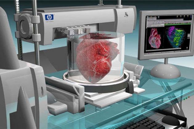 Órganos impresos en 3D, el futuro de los trasplantes Impres11