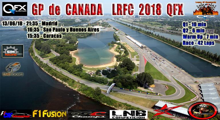 13/06/18 GP  CANADA  LrFC  2018  QFX Cartel16