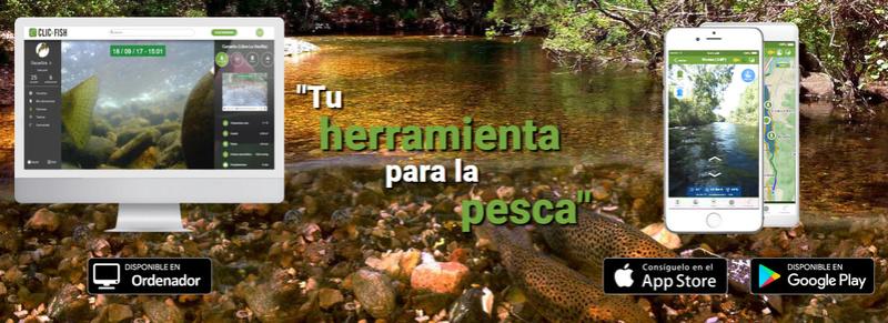 Clic & Fish - Tu herramienta de Pesca Footer10